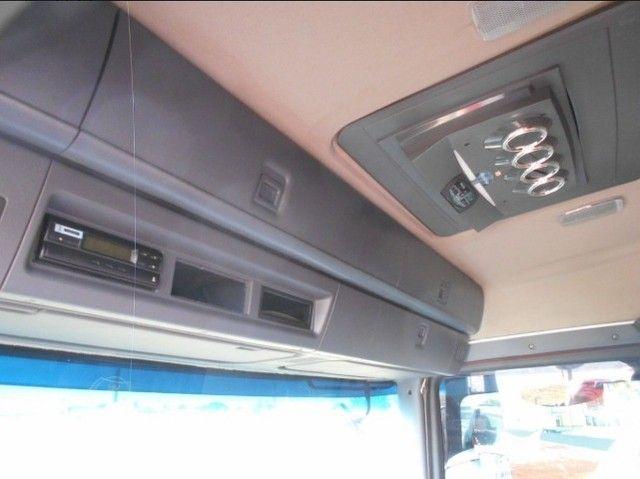 Scania P310 bitruck com carroceria e contrato de serviço(Lucas do Rio Verde) - Foto 5