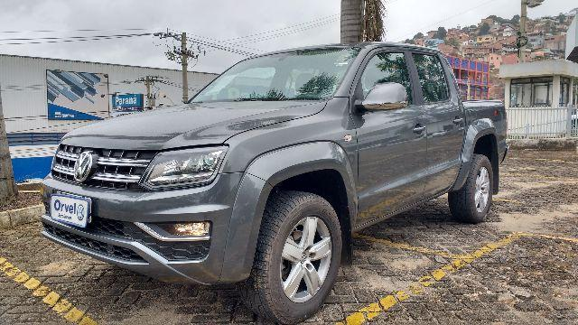 Vw - Volkswagen Amarok CD 4X4 Highline 2016/2017