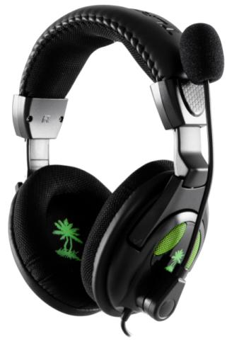 Headset turtle beach ear force x12