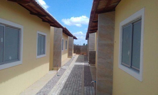 Casa em residencial fechado c ótimo preço e muita facilidade na aprovação do crédito - Foto 12
