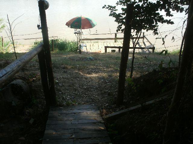Rancho/pousada para lazer e pescaria, as margens do Rio São Francisco, 3 quartos, uma suit - Foto 13