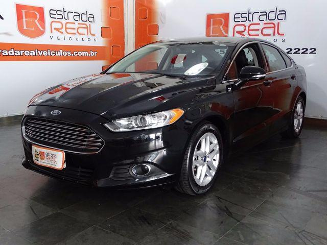 Ford Fusion 2.5 I-VCT Flex