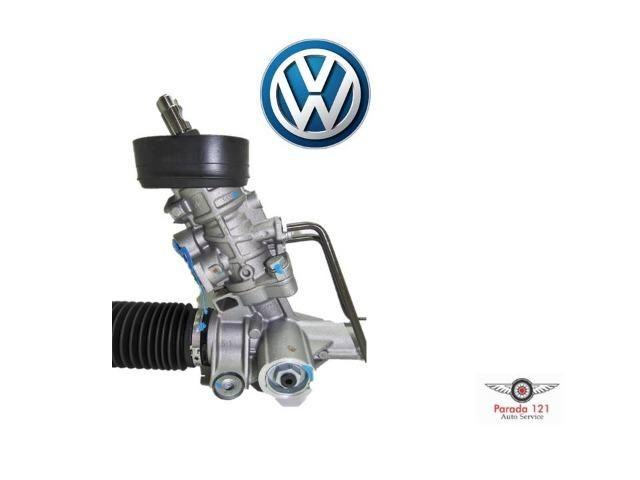 Caixa de Direção Hidráulica - VW Gol / Saveiro / Voyage / Fox / Spacefox G5 - Foto 2