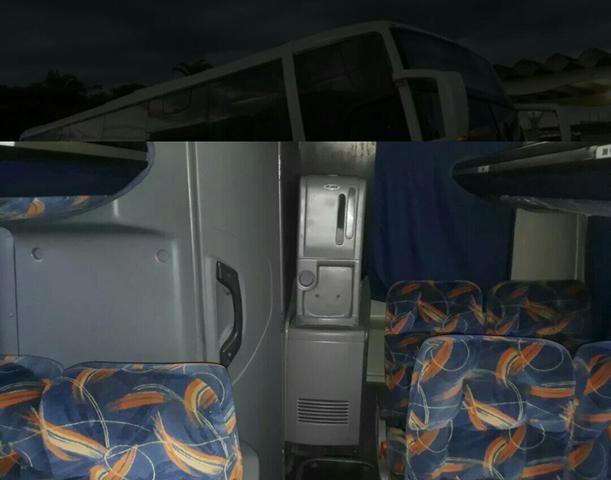 Busscar 360 Ano 2008 Scania Rodoviario Executivo - Foto 3