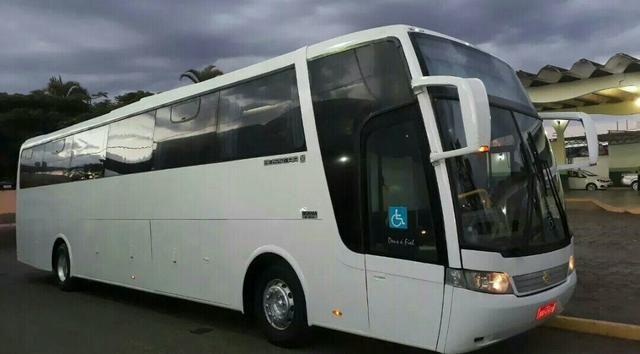 Busscar 360 Ano 2008 Scania Rodoviario Executivo
