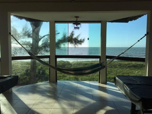 Casa em Frente ao Mar Marataizes 5 suites temporada 600,00 - Foto 3