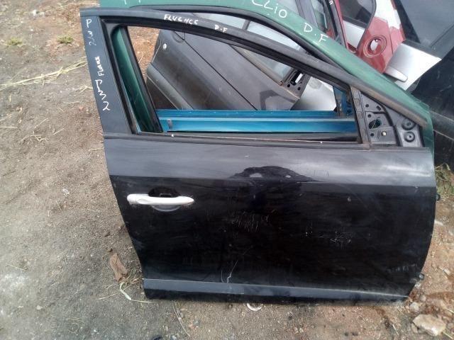 Porta Dianteira Direita Renault Fluence