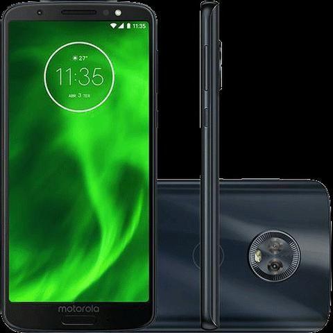 Vendemos Motorola Moto G6 modelo XT1925 e aceitamos seu usado na troca!!!