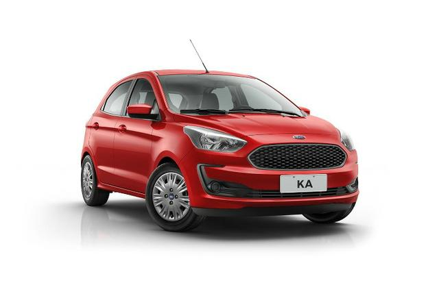 Ford Ka Hatch   Se At  Zero Km Pcd
