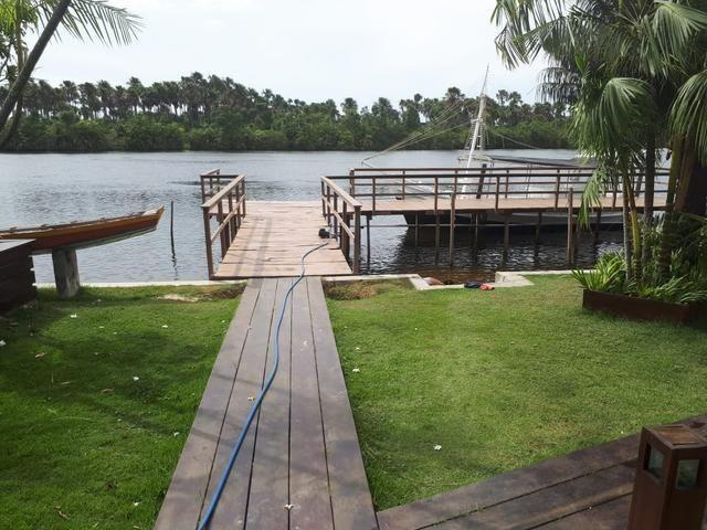 Aluguel de casa em Barreirinhas na beira do rio (preço a tratar) - Foto 6