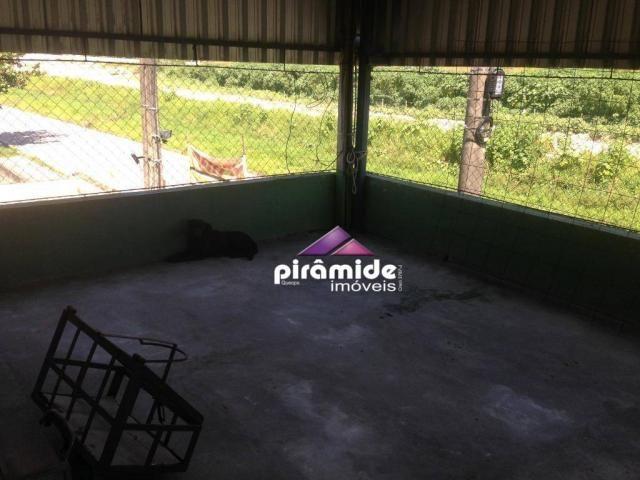 Galpão à venda, 400 m² por r$ 1.100.000 - jardim jaqueira - caraguatatuba/sp - Foto 16