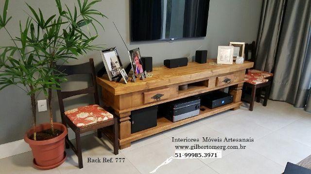 Interiores móveis artesanais de Gilberto Merg & Raks TV - Foto 3
