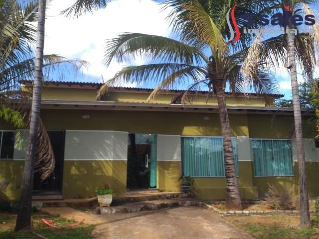 Casa à venda com 4 dormitórios em Setor habitacional vicente pires, Brasília cod:CA00312