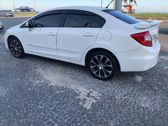 """Honda Civic LXR com GNV ( valor real de venda, sem """"pegadinhas"""") - Foto 3"""