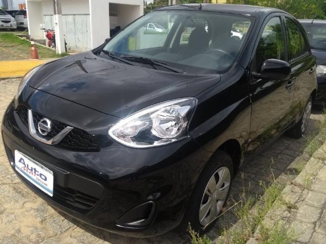 Nissan march 2014/2015 1.0 s 16v flex 4p manual
