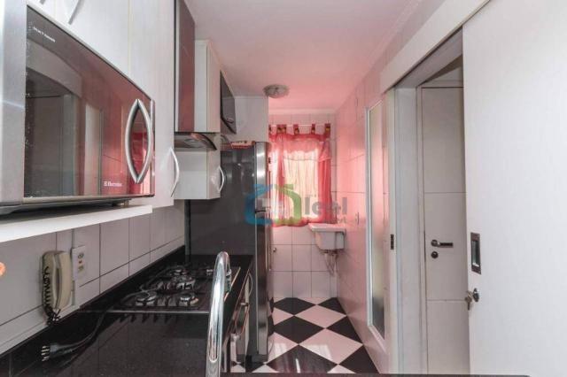 Sobrado com 2 dormitórios à venda, 76 m² por r$ 371.000 - parque maria helena - são paulo/ - Foto 10
