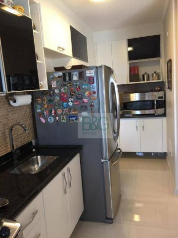 Apartamento com 2 dormitórios à venda, 51 m² por r$ 360.000 - vila prudente - são paulo/sp - Foto 8