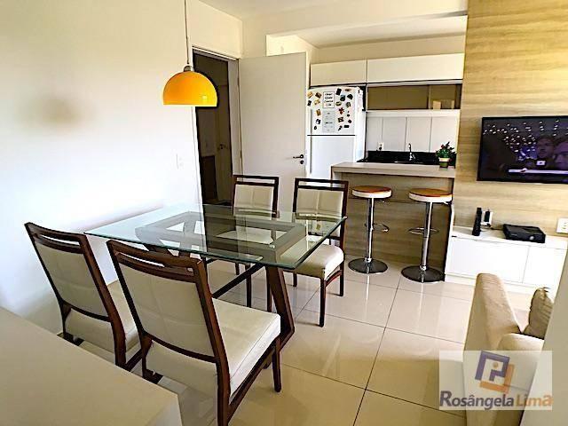 Apartamento com 2 dormitórios à venda, 52 m² por r$ 180.000 - engenheiro luciano cavalcant - Foto 8