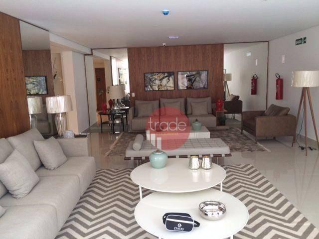 Flat com 1 dormitório para alugar, 44 m² por r$ 1.800,00/mês - bosque das juritis - ribeir - Foto 8