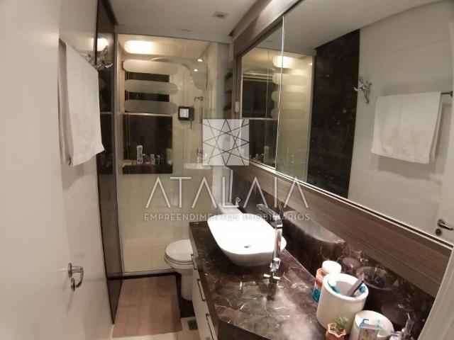 Top life: apartamento de 4 quartos mobiliado pronto pra morar em águas claras - Foto 11