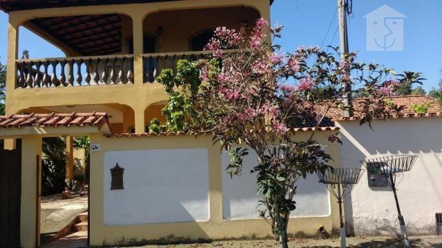 Casa com 3 dormitórios para alugar, 180 m² por r$ 1.600,00/mês - centro - maricá/rj - Foto 2