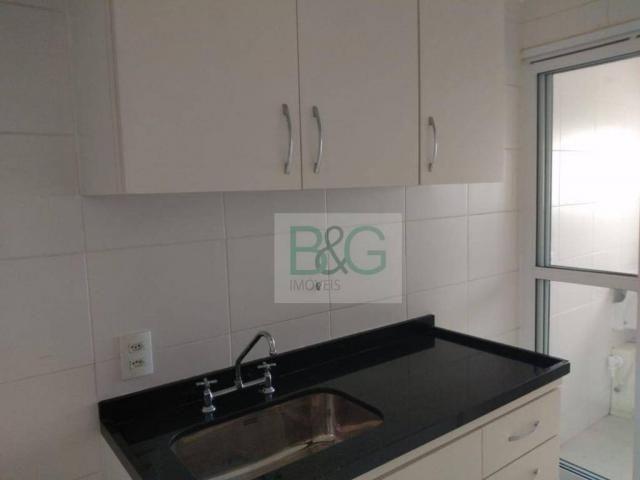 Apartamento com 3 dormitórios para alugar, 76 m² por r$ 2.200/mês - vila formosa - são pau - Foto 11
