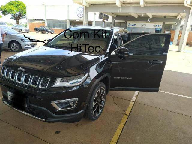 Jeep Compass Limited HiTec 7.000km - Foto 4