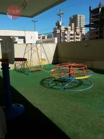 Apartamento com 2 dormitórios para alugar, 79 m² por r$ 1.300/mês - nova aliança - ribeirã - Foto 10