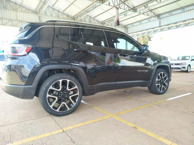 Jeep Compass Limited HiTec 7.000km