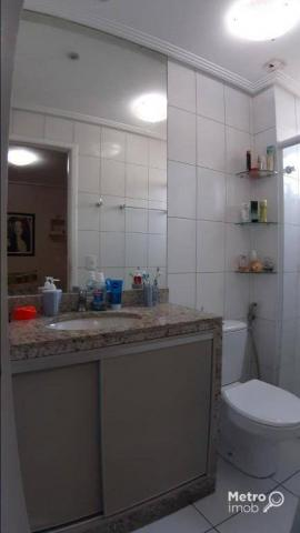 Apartamento com 3 quartos à venda, 127 m² por R$ 700.000 - Jardim Renascença - São Luís/MA - Foto 18