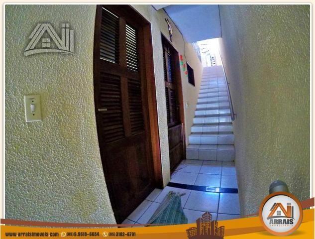 Vendo casas multifamiliar com 2 quartos no bairro antonio bezerra - Foto 3