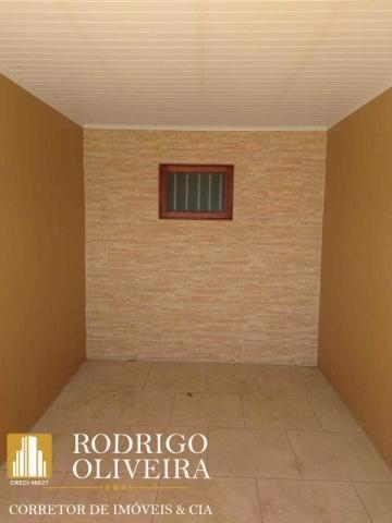 Casa à venda com 2 dormitórios em Presidente, Imbe cod:383 - Foto 3