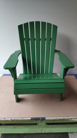 Conjunto de cadeira e mesa de centro - Foto 4