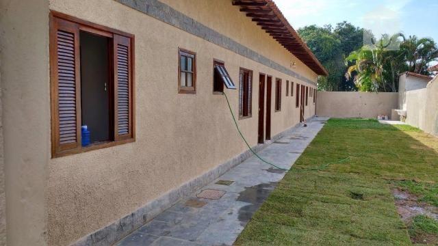 Casa com 1 dormitório para alugar, 23 m² por r$ 440,00/mês - parque nanci - maricá/rj