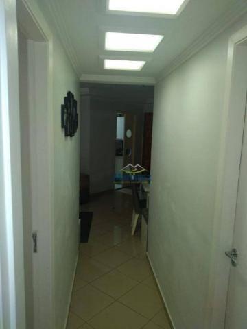 Apartamento com 2 dormitórios à venda, 56 m² por r$ 265.000 - vila alpina - são paulo/sp - Foto 8
