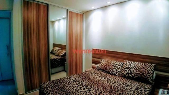 Apartamento em condomínio com 3 dormitórios à venda, 68 m² por r$ 390.000 - itaquera - são - Foto 7