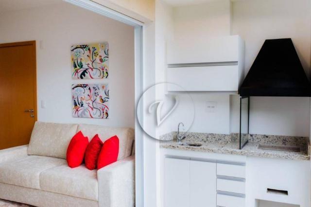 Apartamento com 3 dormitórios para alugar, 90 m² por r$ 2.800/mês - jardim bela vista - sa - Foto 5