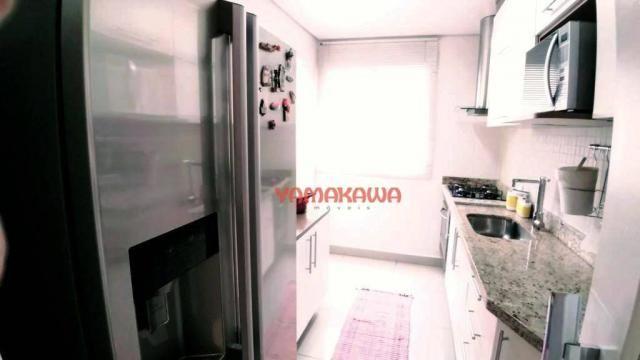 Apartamento em condomínio com 3 dormitórios à venda, 68 m² por r$ 390.000 - itaquera - são - Foto 19