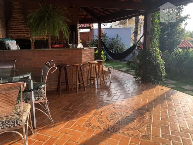 Casa com 4 dormitórios para alugar, 300 m² por r$ 2.200,00/mês - flamengo - maricá/rj - Foto 2
