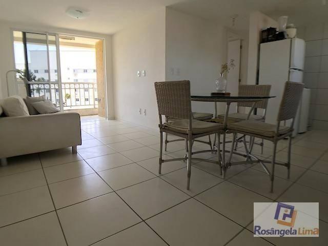 Apartamento com 2 suítes, sendo uma com closet à venda, por r$ 295.000 - cambeba - fortale - Foto 9