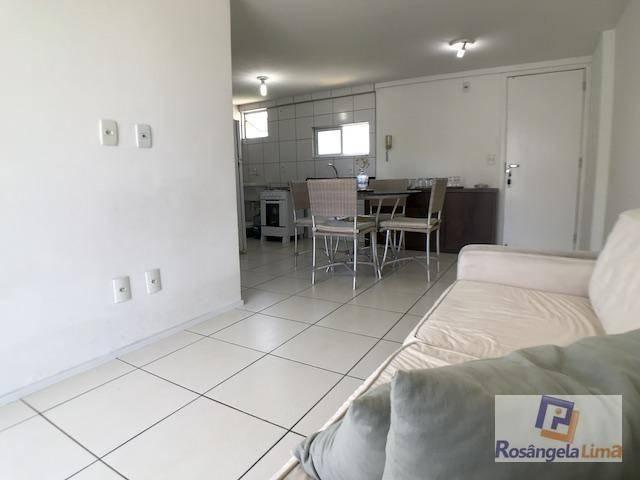 Apartamento com 2 suítes, sendo uma com closet à venda, por r$ 295.000 - cambeba - fortale - Foto 10