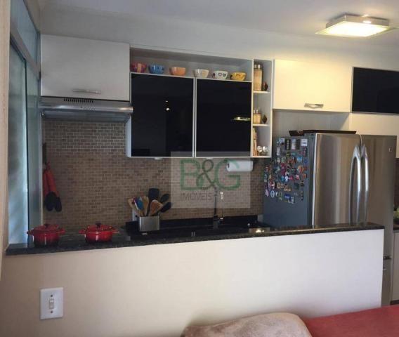 Apartamento com 2 dormitórios à venda, 51 m² por r$ 360.000 - vila prudente - são paulo/sp - Foto 7
