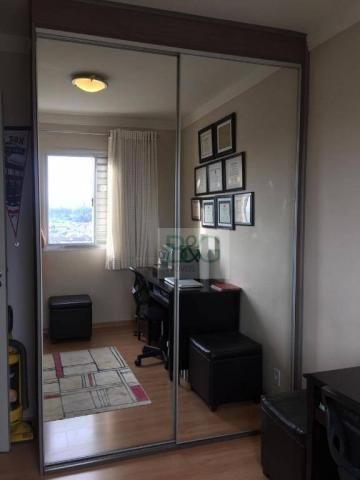 Apartamento com 2 dormitórios à venda, 51 m² por r$ 360.000 - vila prudente - são paulo/sp - Foto 10