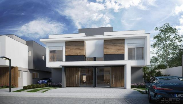 Casa de condomínio à venda com 3 dormitórios em Morro do espelho, São leopoldo cod:11310