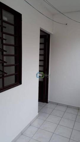 Casa com 2 dormitórios para alugar, 70 m² por r$ 1.100,00/mês - parque maria helena - são  - Foto 12