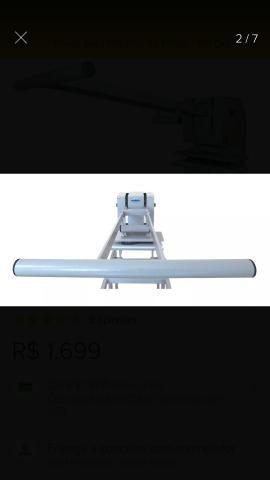 Maquina de de Fazer chinelos Completa 7x1 + facas do 23 ao 42 - Foto 3