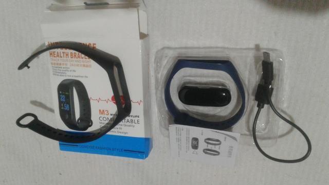 Relógio Smartband M3 - Foto 3