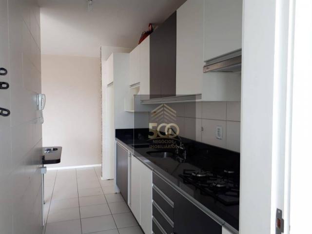 Ap0610 - apartamento com 3 dormitórios à venda, 84 m² por r$ 380.000 - nossa senhora do ro - Foto 3