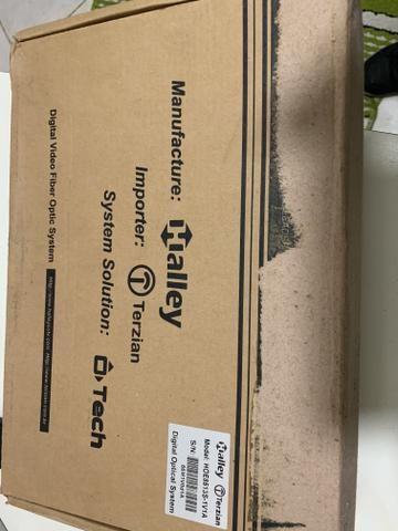 Cftv conversor 2 canais fibra - Halley Terzian - Foto 4