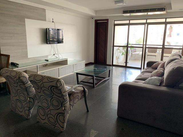 Alugo mega apartamento / mobiliado - Foto 3